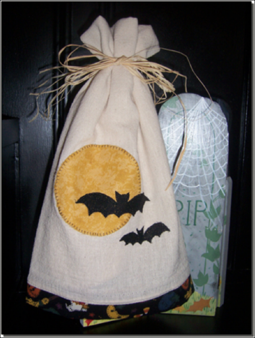 batty towel kit