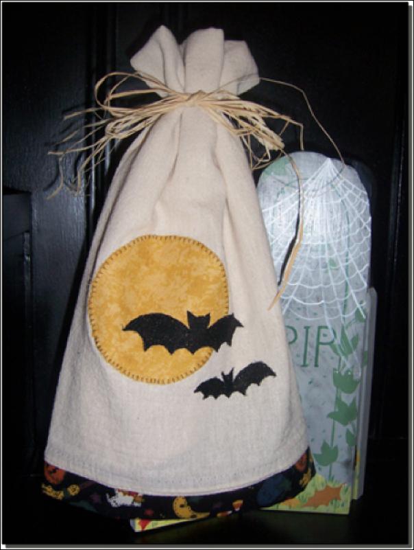 batty towel kit
