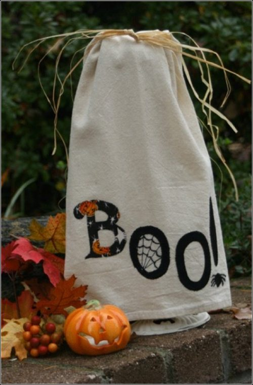boo towel kit