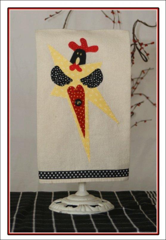 star chick towel kit